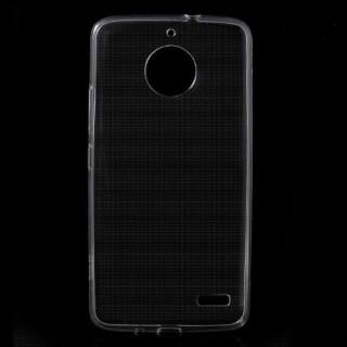 Husa Motorola Moto E4 TPU Transparenta