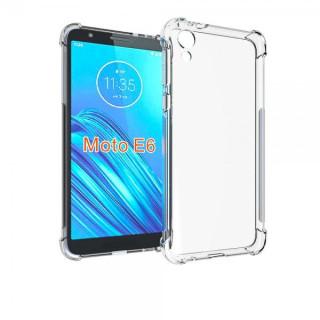 Husa Motorola Moto E6 TPU Transparenta