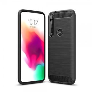 Husa Motorola Moto G8 Plus TPU Neagra
