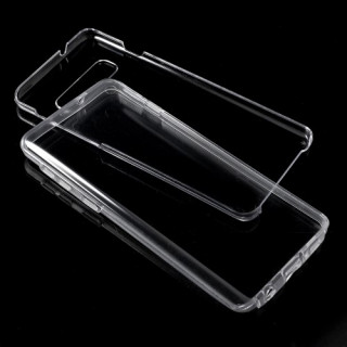 Husa Samsung Galaxy S10 360 De Grade Transparenta
