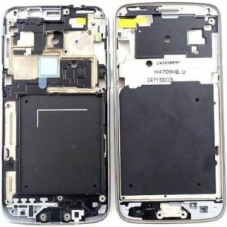 Rama mijloc/ sasiu Samsung Galaxy Express 2 Argintiu