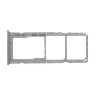 Suport Sim Si Card Samsung Galaxy A50 A505 Alb