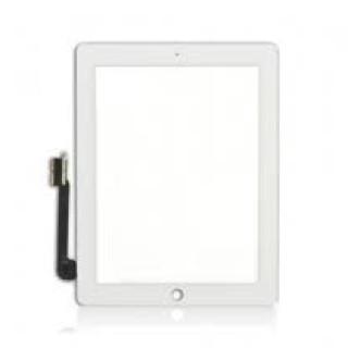TouchScreen iPad 4 Alb