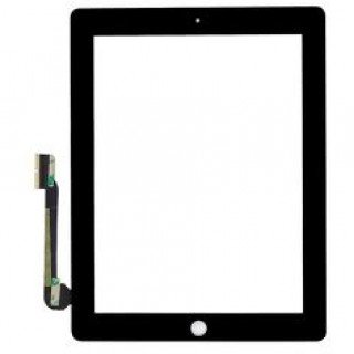 Touchscreen iPad 4 Wi-Fi + Cellular Negru